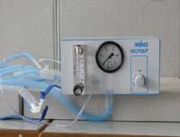 Аппарат поддержки дыхания новорожденных АПД-01
